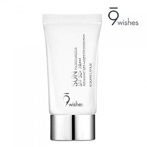Kem chống nắng 9wishes Sun moisturizer spf50+ PA +++