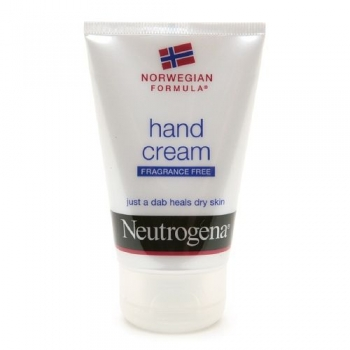 Neutrogena Norwegian Formula Hand Cream, Fragrance Free
