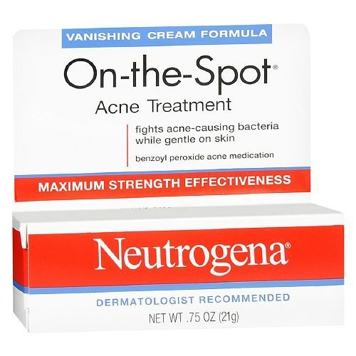 Gel chấm mụn Neutrogena On the Spot Acne Treatment