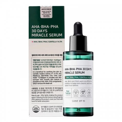 Serum Some By Mi AHA-BHA-PHA 30 Days Miracle 50ml