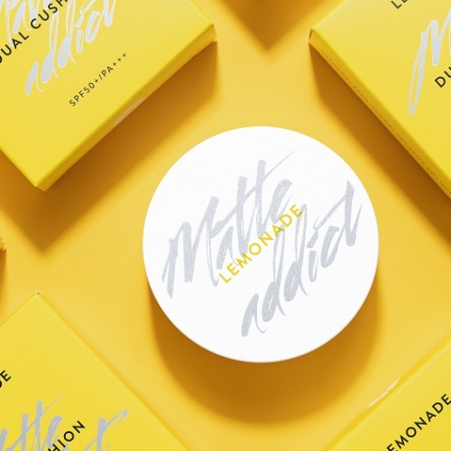 PHẤN NỀN MATTE ADDICT DUAL CUSHION