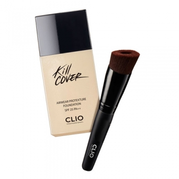 Kem Nền Clio Kill Cover Airwear Protexture Foundation SPF25 PA++