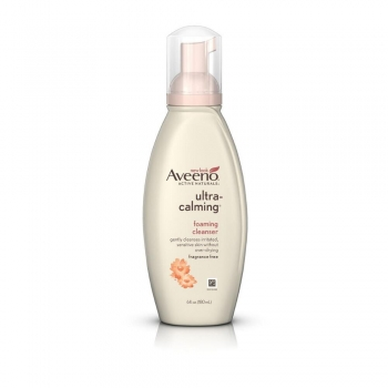 Aveeno Ultra Calming Foaming