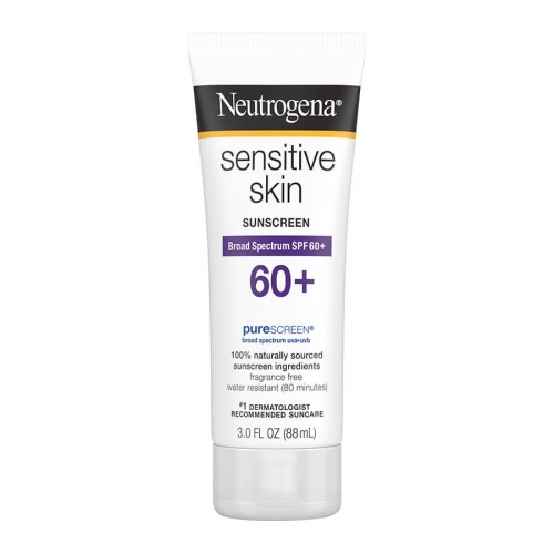 Neutrogena Sensitive Skin Sunscreen Lotion SPF 60 - 88ml