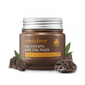 Mặt nạ Innisfree Volcanic Pore Clay Mask 2X