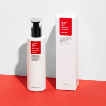 Sữa dưỡng da COSRX Natural BHA Skin Returning Emulsion