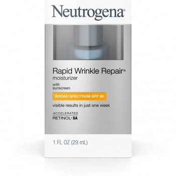 Neutrogena Rapid Wrinkle Repair Moisturizer spf30