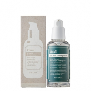 Kem dưỡng Klairs rich moist soothing serum