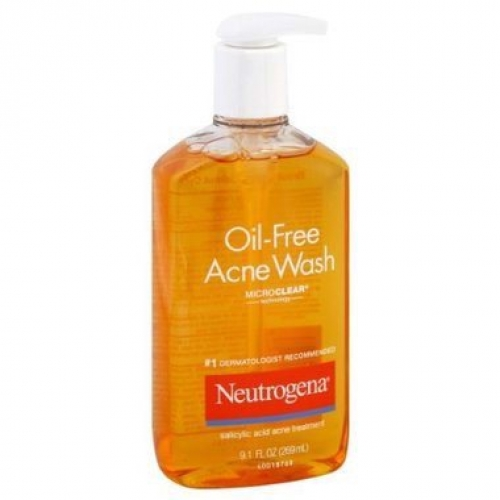 Neutrogena Oil free acne wash 269ml