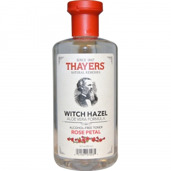 Toner Thayers Alcohol Free Witch Hazel