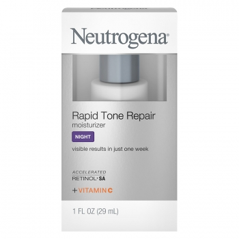 Neutrogena rapid wrinkle repair moisturizer night